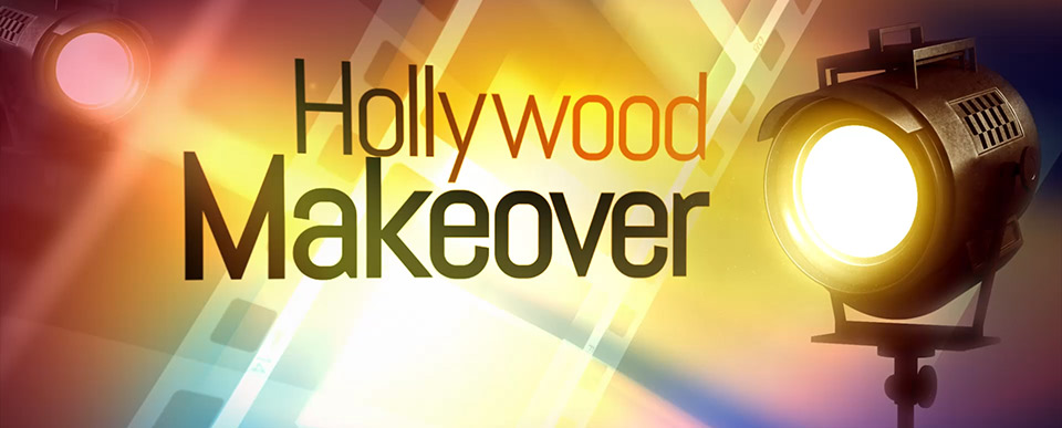 Hollywood Makeover TV Title Card